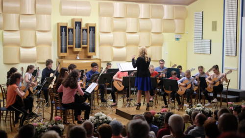Kitarski orkester - 5. junij