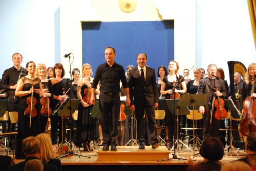 Koncert pedagogov 30. 11. 2018