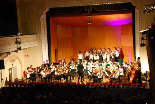 Koncert MGO, MPO in OPZ