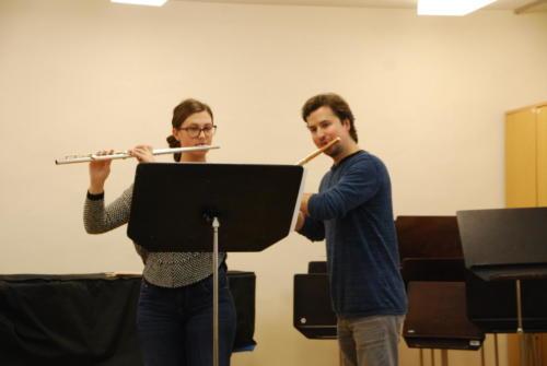 Mojstrski tečaj za flavto