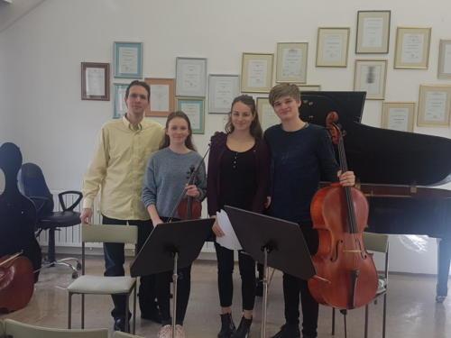 Mojstrski tečaj za violončelo