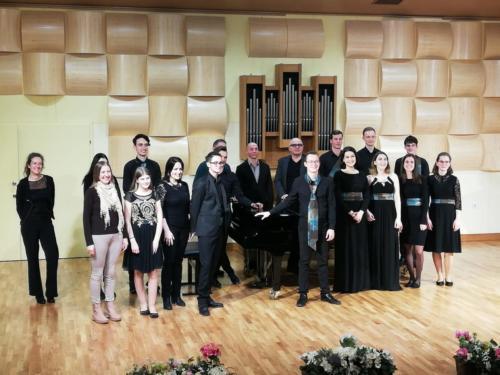 H. Weidt - tematski večer oddelka klavirja in orgel