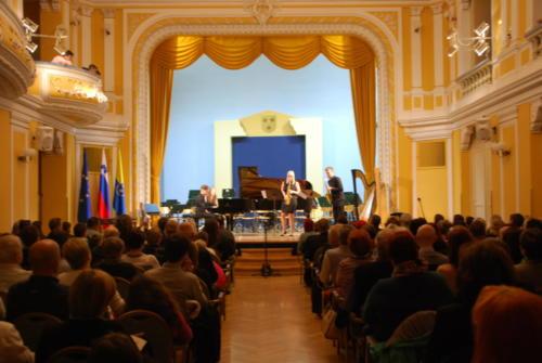Tradicionalni koncert pedagogov