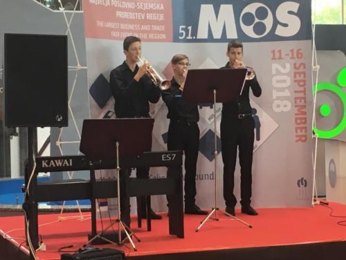 Glasbena šola Celje na MOS 2018