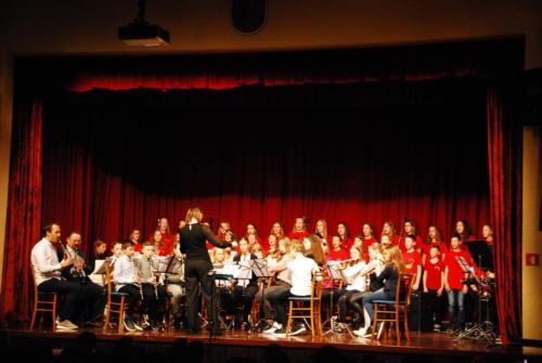 10. obletnica dislociranega oddelka Glasbene šole Celje v Vojniku