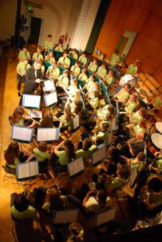 20 let Malega pihalnega orkestra