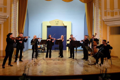 Koncert pedagogov
