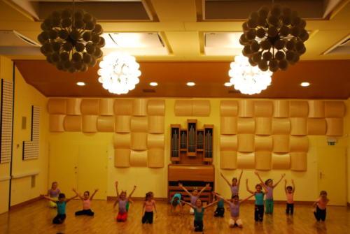 Plesne igrarije