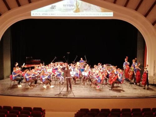 Revija godalnih orkestrov Lendava 2018 (2)